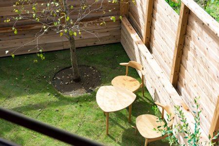 心地いい庭を楽しむシンケンスタイルの庭づくり