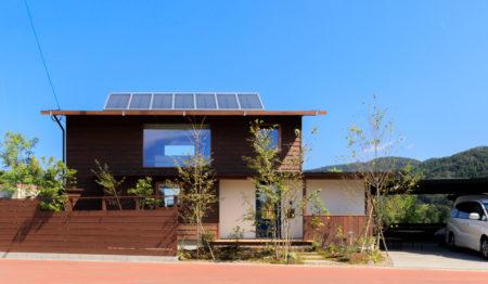 シンケン鹿児島市宮之浦町の暮らしの見学会、天空デッキのある家