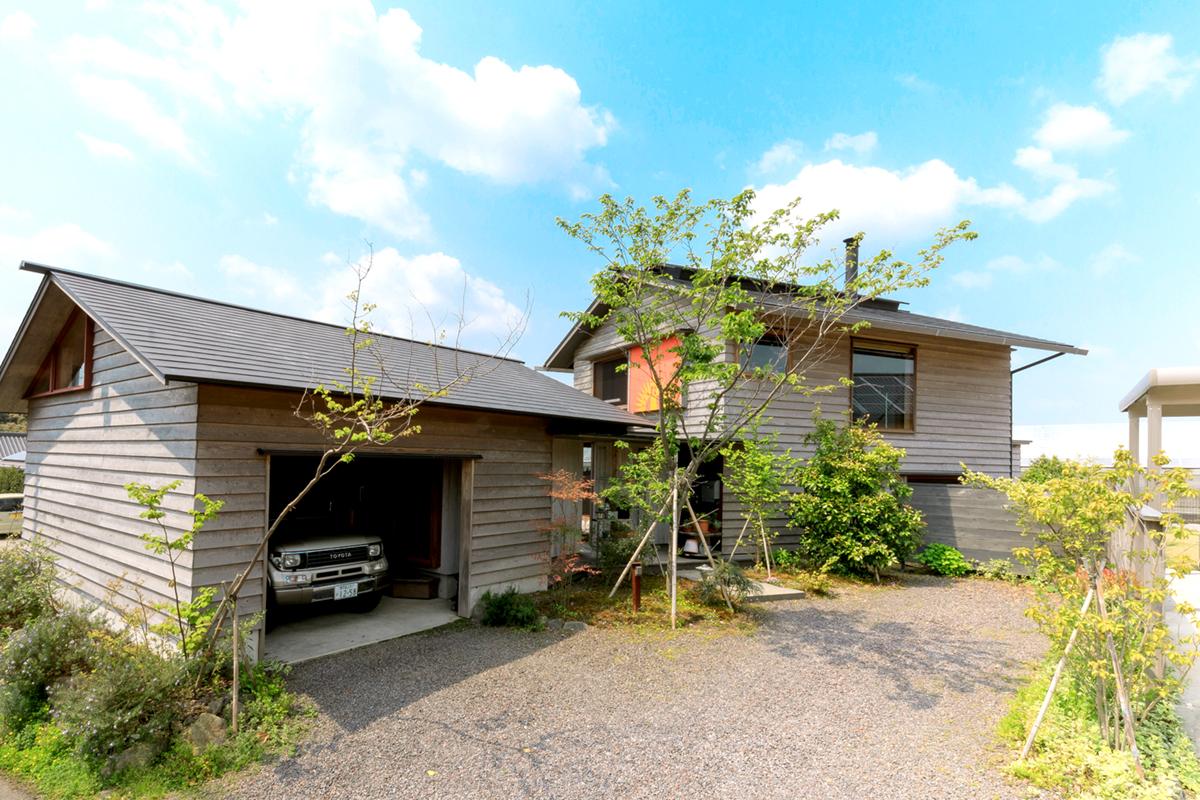 シンケンスタッフ坂元の家、鹿児島市吉野町 暮らしの見学会