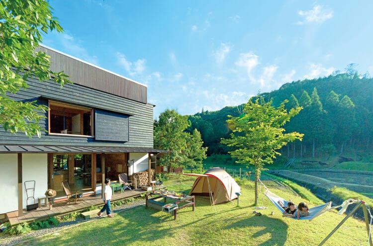 暮らしの見学会油須木の家