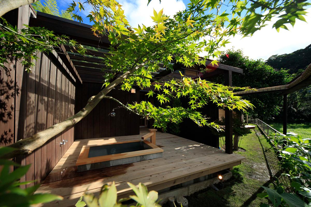 シンケンの実例集、湯の谷の家