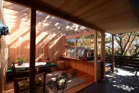 与次郎ヶ浜モデルハウス