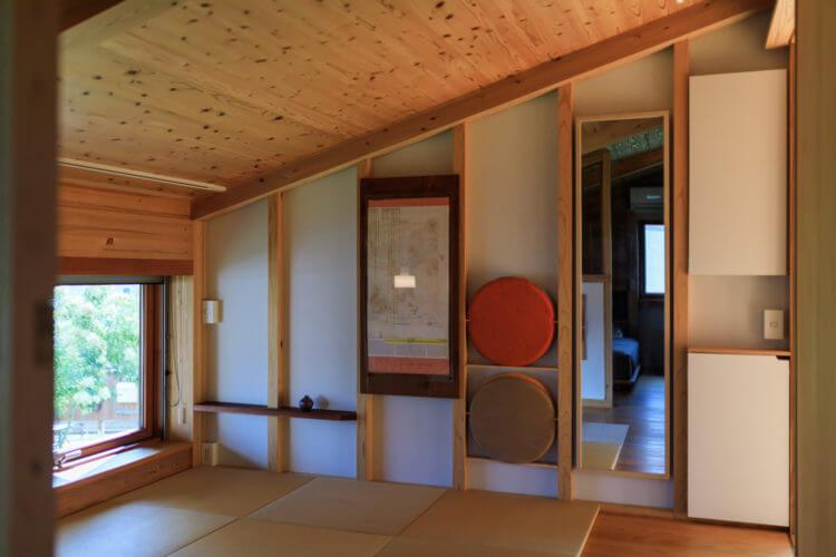 DIYの和室