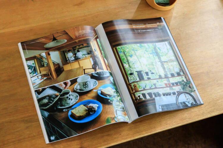 &プレミアム「やっぱり、台所は大切です」に掲載されました、シンケンスタイル